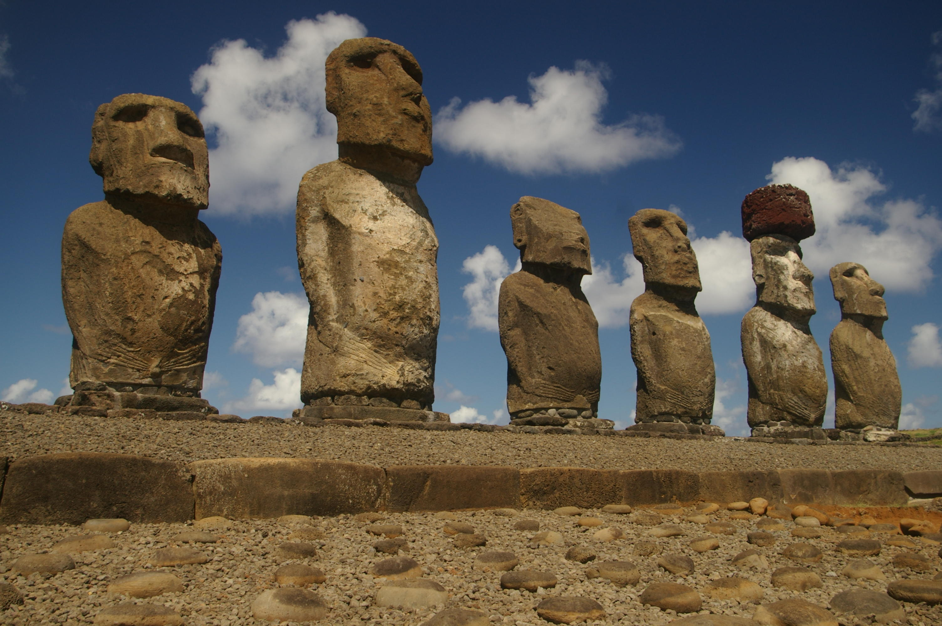 Lessons from Easter Island:  Why Wise Parents Rock