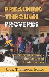 Book Cover for Preaching Through Proverbs