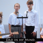 Skit:  Dad in My Mind